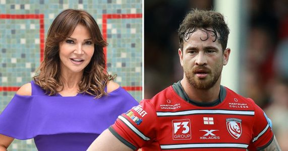 Danny Cipriani sues Lizzie Cundy's book publishers after she details alleged sex life in memoir