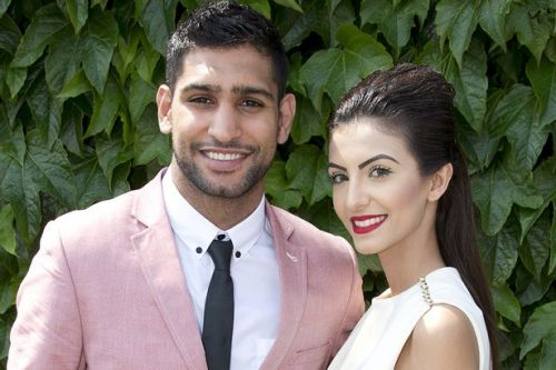 Amir Khan and wife Faryal celebrate anniversary after overcoming rocky romance