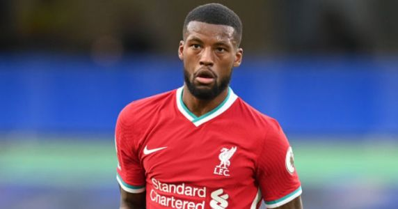 Potential Wijnaldum replacement at Liverpool 'ready to play with anyone'
