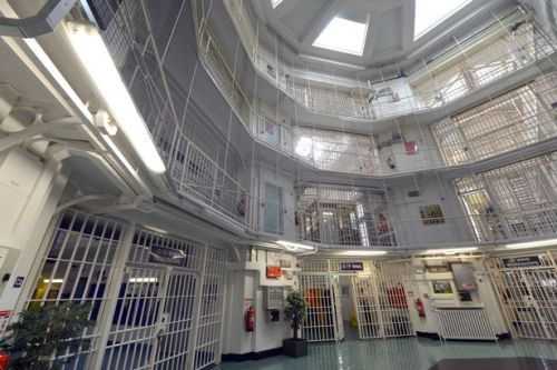 Two Pentonville Prison staff die after suffering coronavirus symptoms