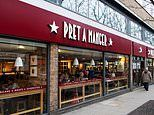 Pret a Manger is set to close up to one in ten of its food shops putting hundreds of jobs at risk