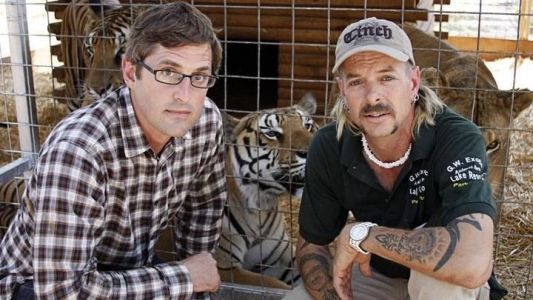 Louis Theroux shares his experience of working with Joe Exotic