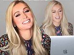 Paris Hilton talks about the 'silver lining' of the pandemic: 'We're all together'