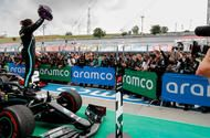 Racing lines: Can Hamilton's F1 dominance be stopped?