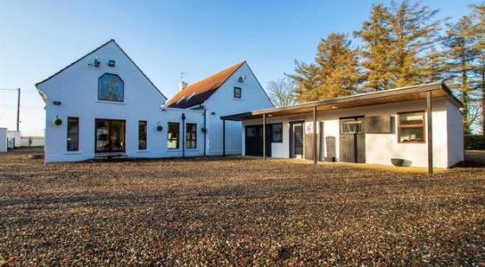 For sale: Former school that became technicolour home with own beauty parlour