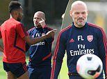 Arsenal news: Freddie Ljungberg's work means Gunners starlets have a spring in their step