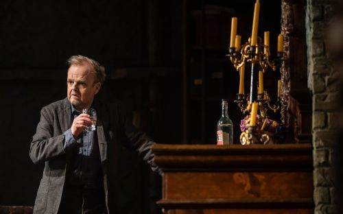 Uncle Vanya review, Harold Pinter Theatre: Toby Jones is stunning in this sensitive but safe production