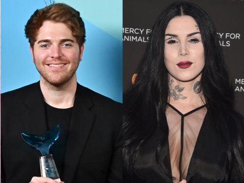 Shane Dawson said he asked Kat Von D to stop sending him free makeup while working with Jeffree Star