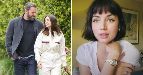 Ana de Armas reveals chic new bob as she chops off her long locks after Ben Affleck split