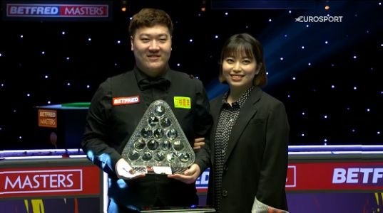 Ronnie O'Sullivan compares Yan Bingtao to snooker legends after Masters win
