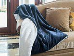 Eight super-snuggly throw blankets to lift your lounge space