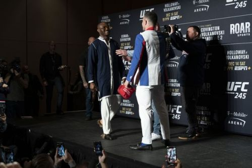 UFC 245 UK start time: Full card, running order, TV channel and live stream