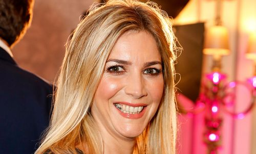 Lisa Faulkner shares a photo from her and John Torode's amazing new office