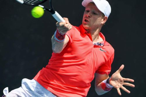 Kyle Edmund is abused by rowdy punters during Australian Open exit