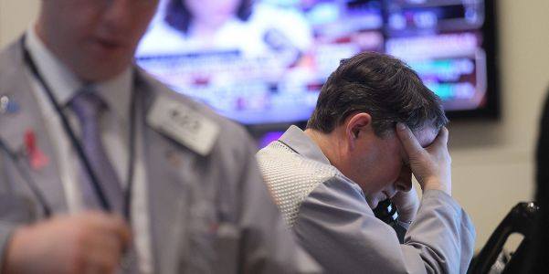 Tech stocks slide as Senate's stimulus approval boosts Treasury yields