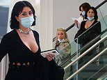 MAFS star Martha Kalifatidis and mother Mary arrive in Adelaide for getaway