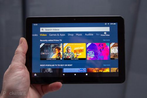 Amazon Fire HD 8 review: The affordable entertainment tablet