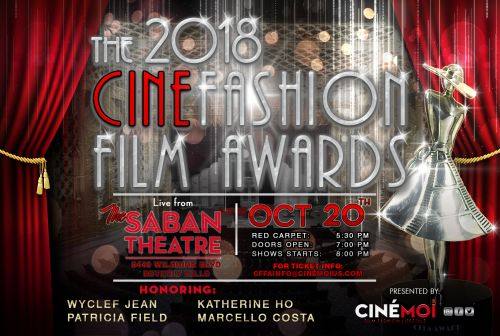 Introducing: The 2018 CinéFashion Film Award Nominees