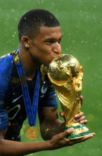 World Cup 2018: Kylian Mbappe wins young player of tournament award as France beat Croatia in final