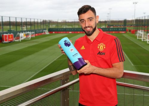 Manchester United pay out €5m Bruno Fernandes bonus after win vs Brighton