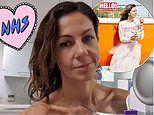 Julia Bradbury says it's her 'duty' to embrace body positivity following her breast cancer scare