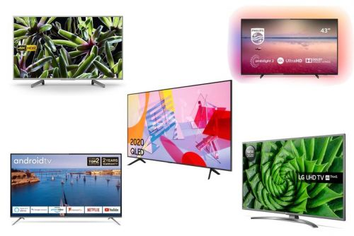 Best 43-inch smart TVs 2020: Our pick of the top 43-inch 4K TVs to buy today