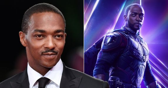 Anthony Mackie 'extremely emotional' to take on Captain America from Chris Evans