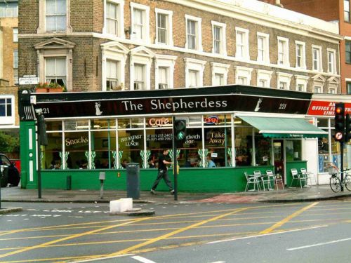 City Road Landmark Shepherdess Cafe Forced to Close After 37 Years