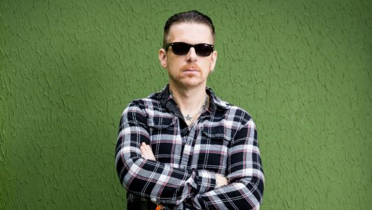 Ards rocker Ricky hails fans as album races up the charts