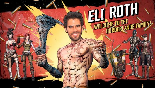Borderlands movie to be helmed by Hostel director Eli Roth and the writer of Chernobyl