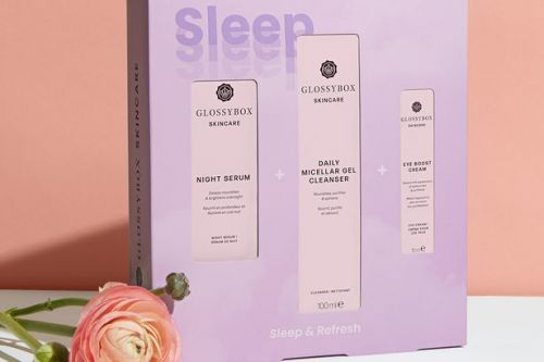 Glossybox launch night-time skincare set worth £46 but yours for just £18