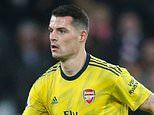 Jamie Carragher tears into Granit Xhaka over lack of effort for West Ham in front