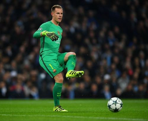 European giants plot £90m move for Barcelona's Marc-Andre ter Stegen