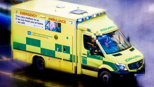 Emergency services called to scene of M1 crash