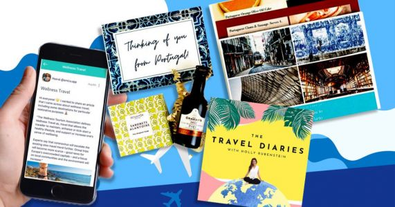 Three ways you can holiday from home