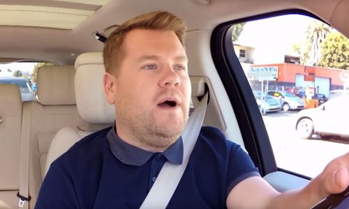 Carpool Karaoke fans shocked after it is revealed that James Corden doesn't drive the car