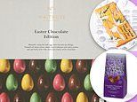 Chocolatiers have blended traditional Mother's Day gifts into one mouth-watering treat