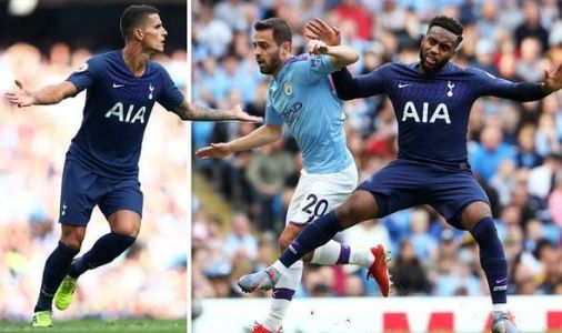 Tottenham player ratings vs Man City: Kane and Rose poor, Erisken with 3, Lamela the hero