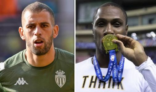 Man Utd put Odion Ighalo and Islam Slimani on shock transfer list as desperation increases