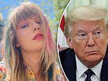 Taylor Swift accuses Trump of 'stoking the fires of white supremacy his entire presidency'