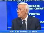 Italian TV pundit speaks for the first time since being sacked for a racist remark to Lukaku