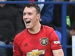 Tranmere 0-6 Manchester United: Visitors score five in first half to qualify for FA Cup fifth round