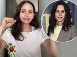 Courteney Cox morphs into a little girl and showcases her dance moves in hilarious TikTok video