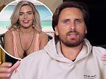 Scott Disick responds to the furore of his DM to Megan Barton Hanson as he shares a hilarious video