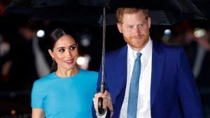 Prince Harry and Meghan Markle aren't ready to leave the royal family just yet