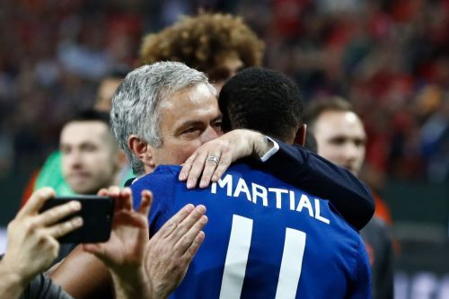 Jose Mourinho will allow Anthony Martial to leave if Manchester United sign superstar replacement