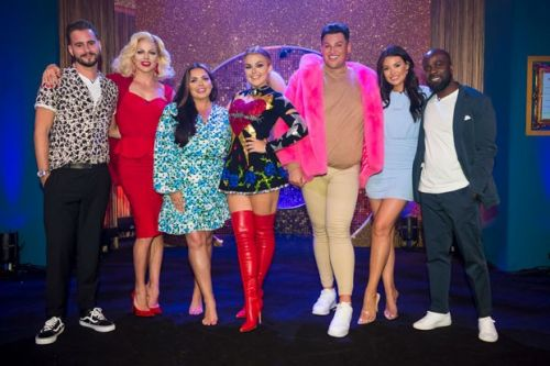 Meet the cast of Celebrity Karaoke Club - full line-up revealed