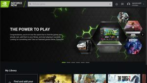 Interest in Nvidia's Cloud Gaming Service, GeForce Now, Goes Up During the Pandemic
