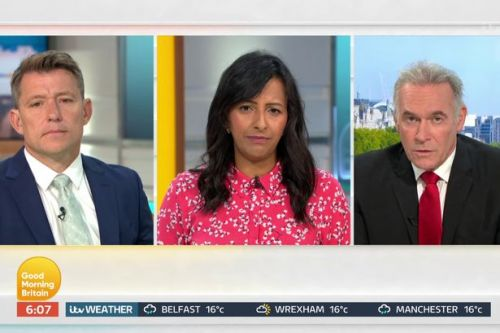 Ranvir Singh stunned as she hits out at Dr Hilary's 'unkind' comment towards her