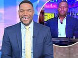 Michael Strahan misses GMA co-hosting gig as he 'tests positive for COVID-19'